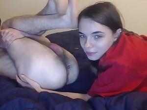18 Years Old Couple In Action - Xozilla Porn