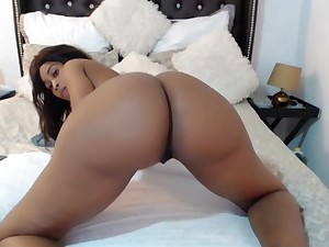 Cam 001 Webcam Black Ebony Porn Dusting